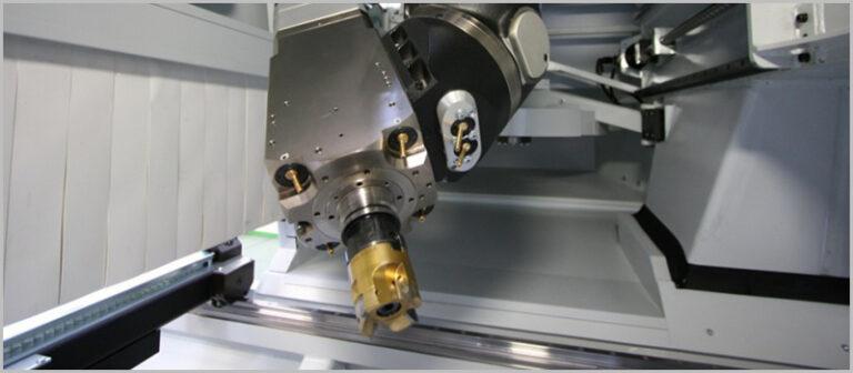 Centro de mecanizado para aluminio axel 5