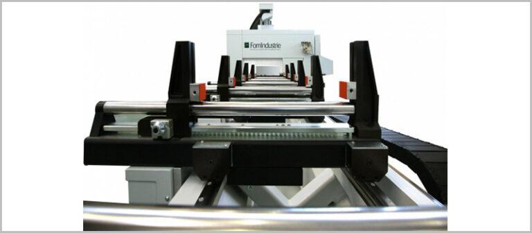 centro de mecanizado de aluminio axel 5