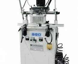 Pantógrafo electroneumático con unidad taladradora de 3 husos CALCO TER