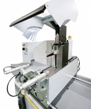 Maquinaria para Aluminio BLITZ ALVA 500