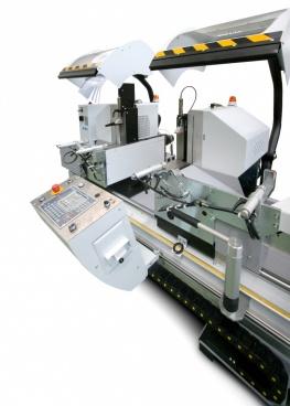 Corte de aluminio BLITZ ALVA 500