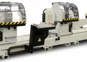 Máquina para cortar aluminio Blitz 65
