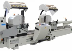 Máquina de corte de aluminio Blitz Alva 500 M