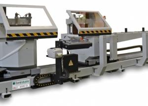 Máquina de corte de aluminio KEOPE