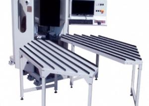 Limpiadora CNC de dos ángulos CORNERLAB20