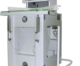 Limpiadora hidráulica-neumática UN1R
