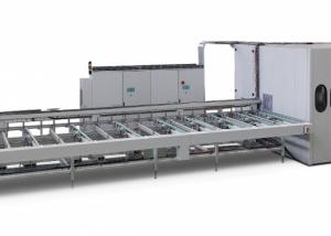 Línea de mecanización y corte lmt 65