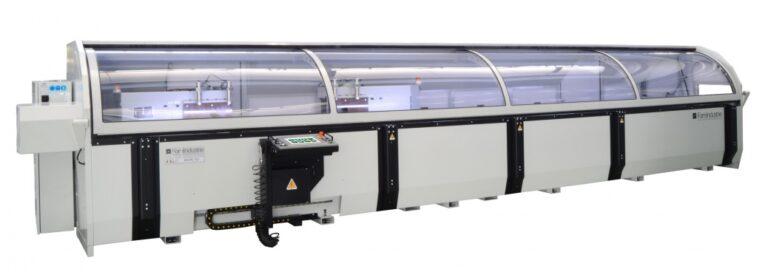 KEOPE E5 distribuido por Maquinaria para Aluminio FELIPE