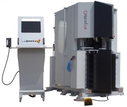 Limpiadora CNC Cornerlab45
