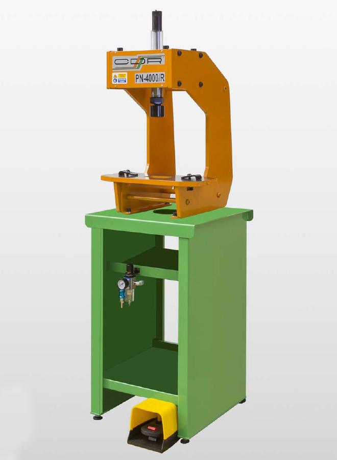 Prensa neumática PN4000/R
