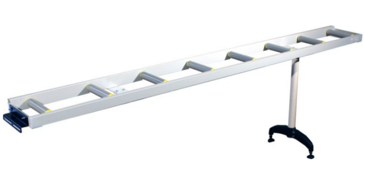 Topes y bancos de aluminio CRE3000