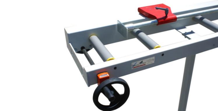 Camino de rodillos medidor mecánico CRH3000 M